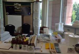 Beekeepers Meeting in Clemson