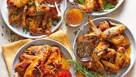chicken wing recipe