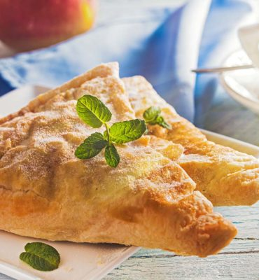 apple honey turnover